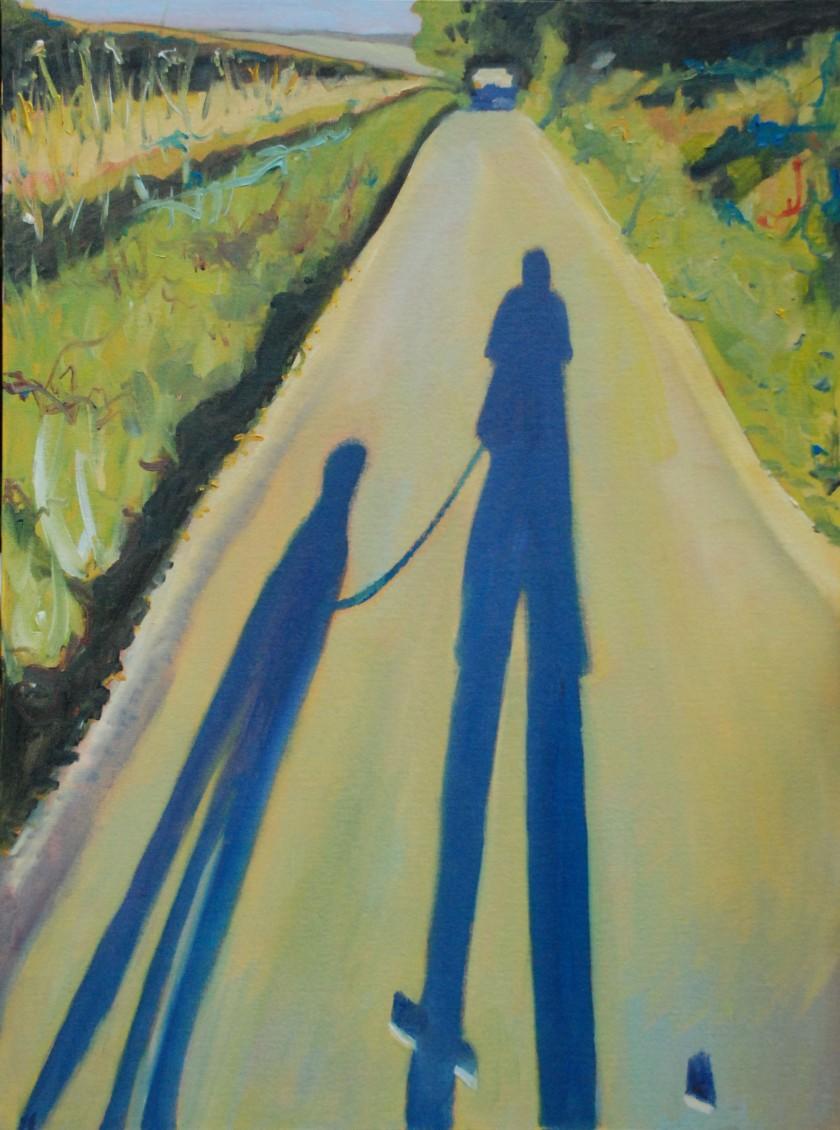Walking Arlo - Keith Tutt - 2017